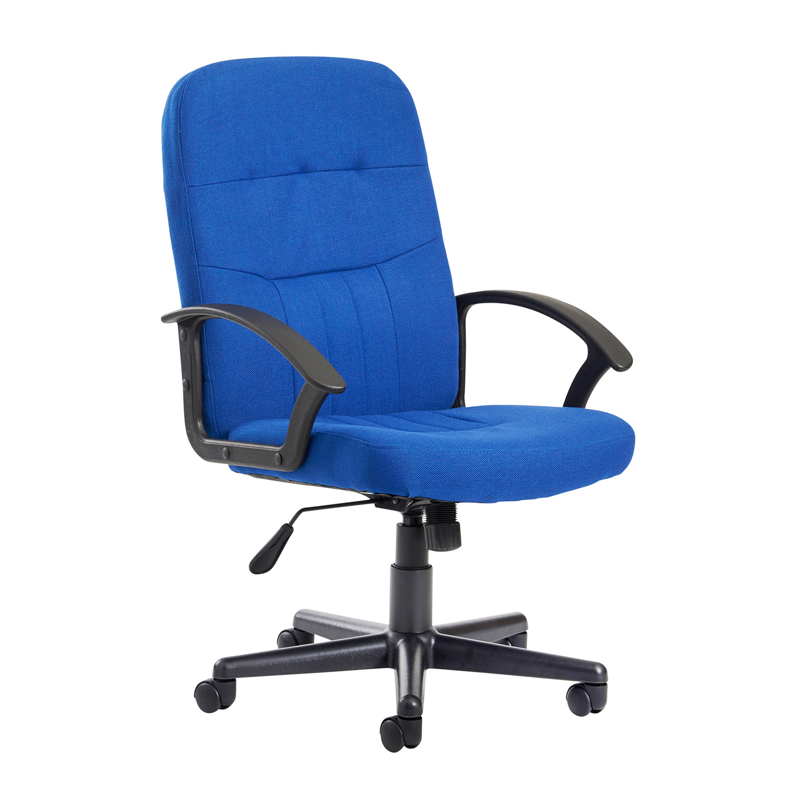 Desk Chairs Cavalier fabric managers chair - blue