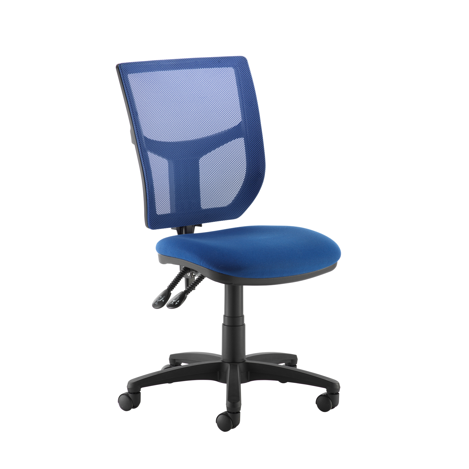 Straight Tops Altino coloured mesh back operators chair