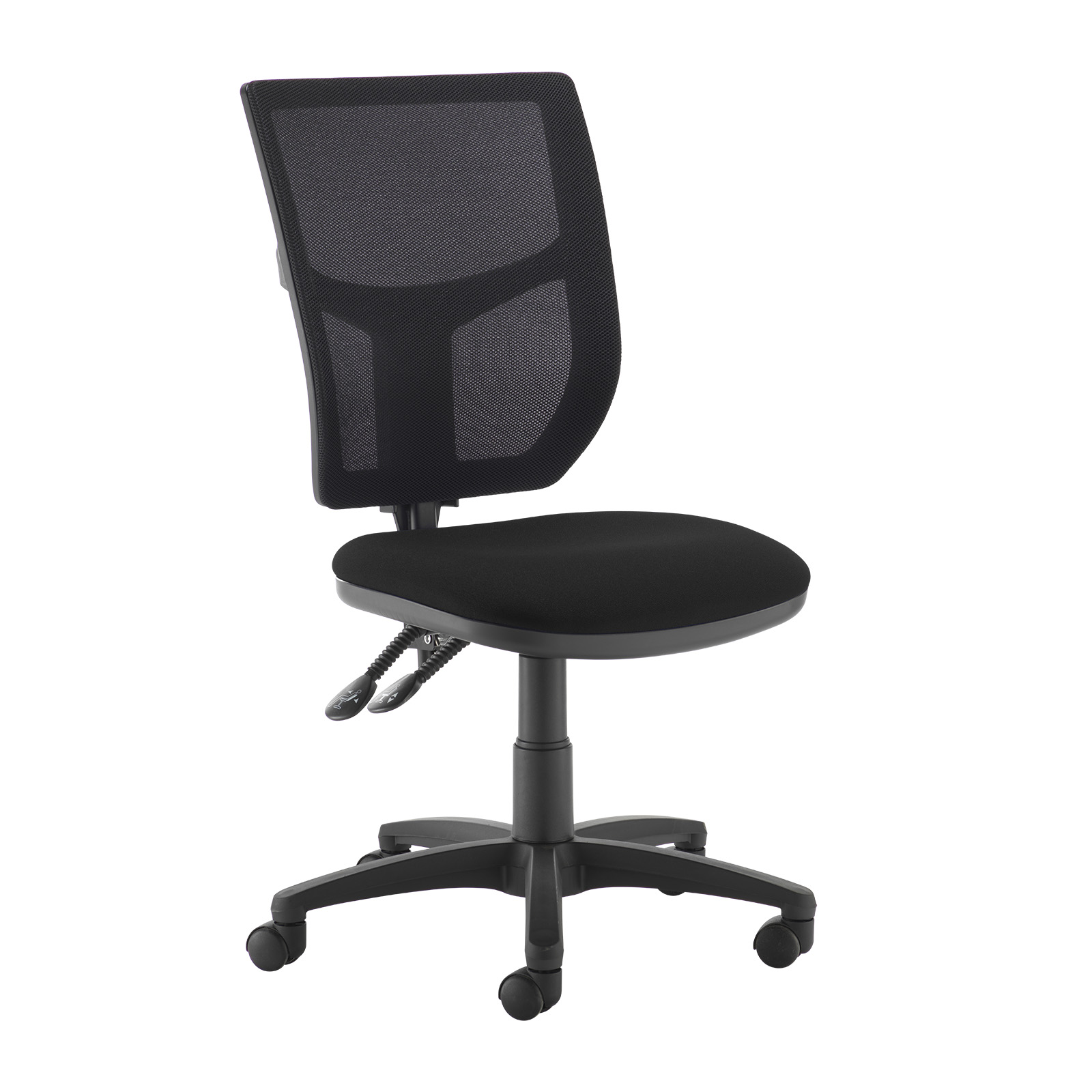 Desk Chairs Altino 2 lever high mesh back operators chair