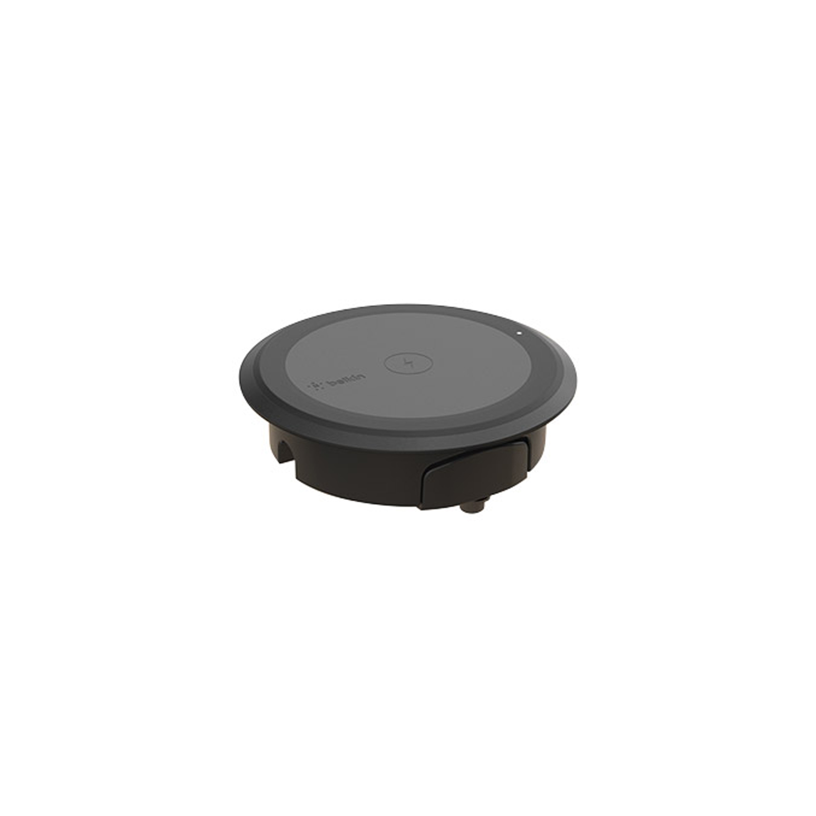 Charging Pads Belkin wireless charging spot for surface installation – Black