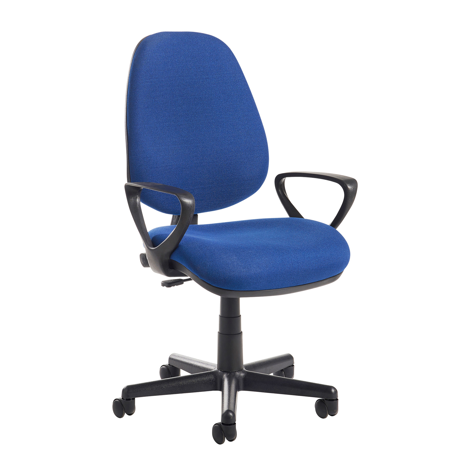 Desk Chairs Bilbao fabric operators chair