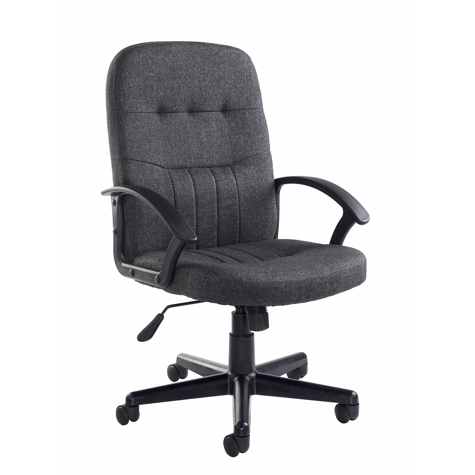 Desk Chairs Cavalier fabric managers chair - charcoal