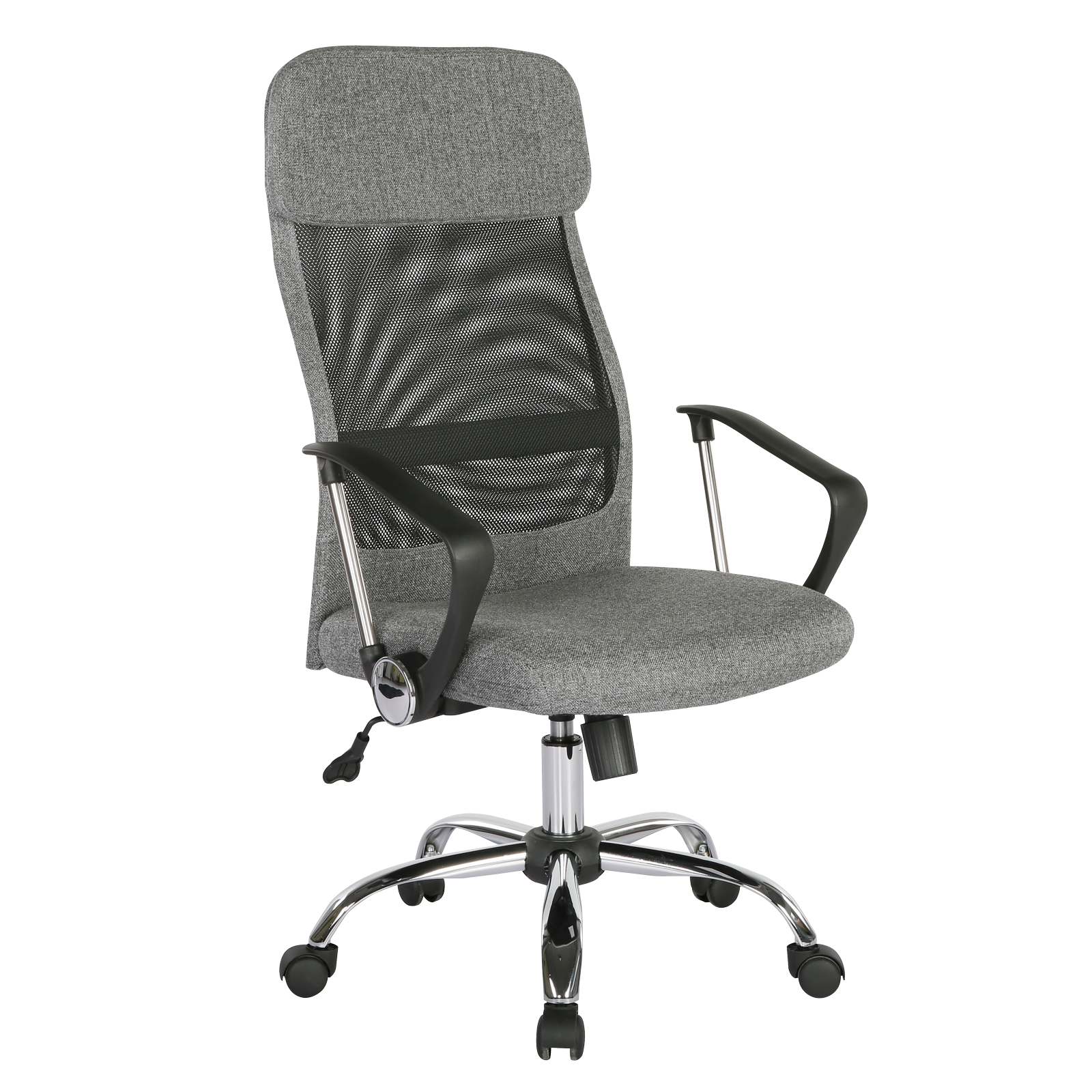 Desk Chairs Chord operator chair with mesh back and headrest