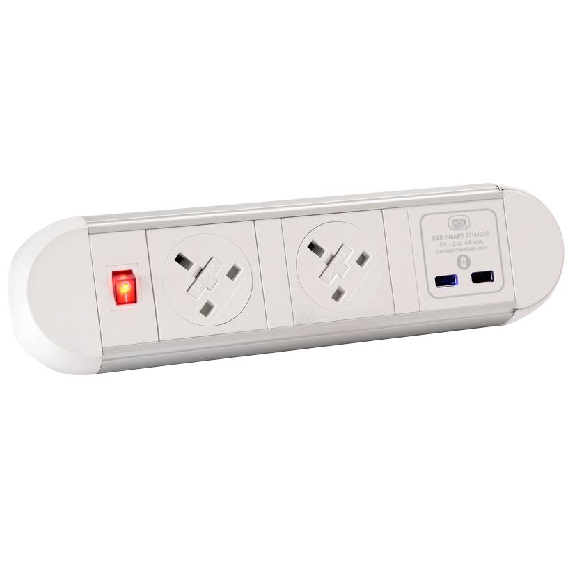 Plug Socket Chroma clip-on power module 1