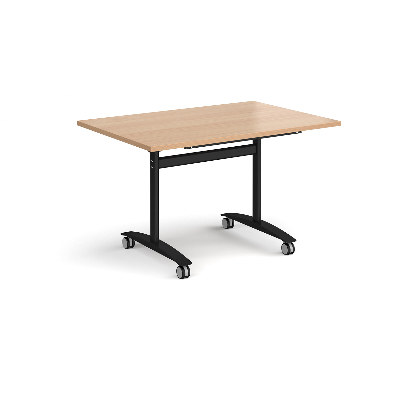 Boardroom / Meeting Rectangular deluxe fliptop meeting table