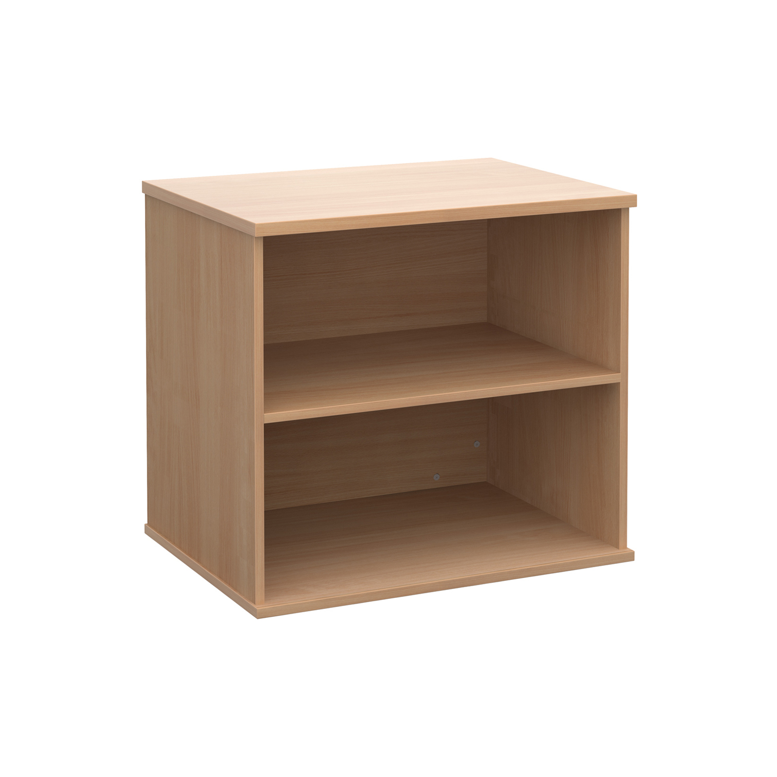 Deluxe desk high bookcase
