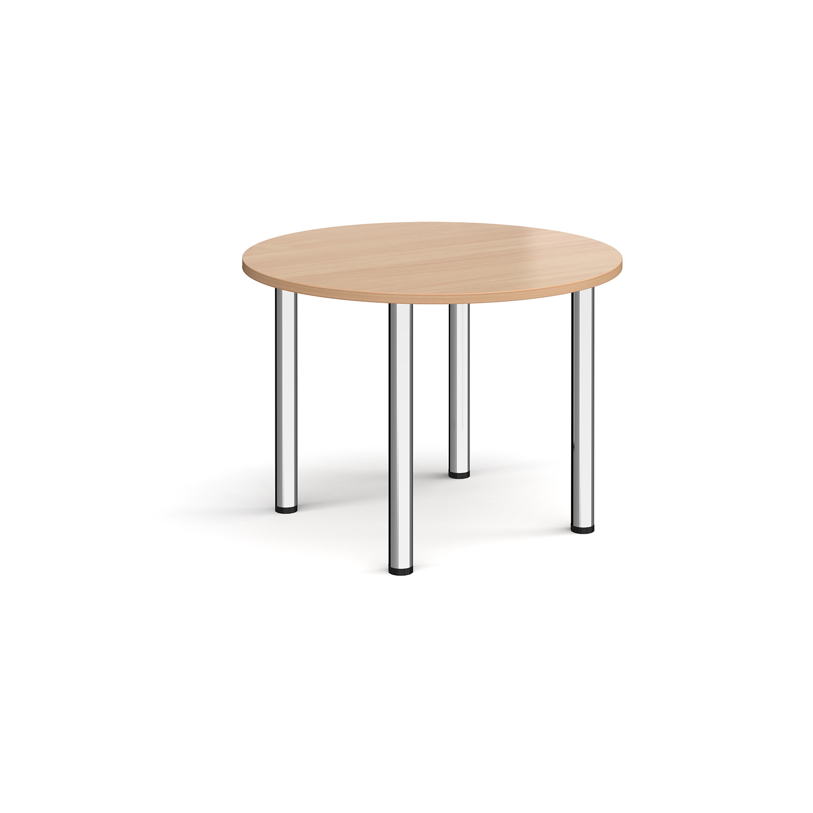 Boardroom / Meeting Circular radial leg meeting table