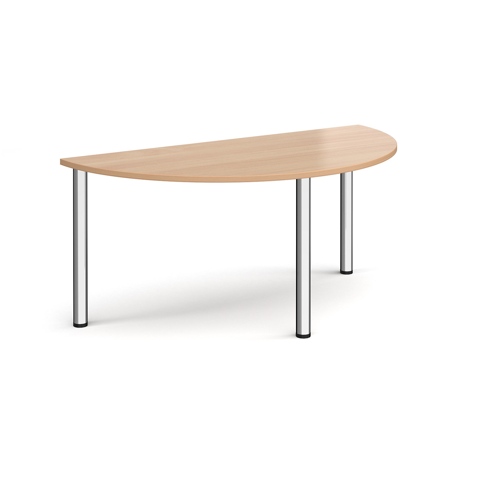 Boardroom / Meeting Semi circular radial leg meeting table