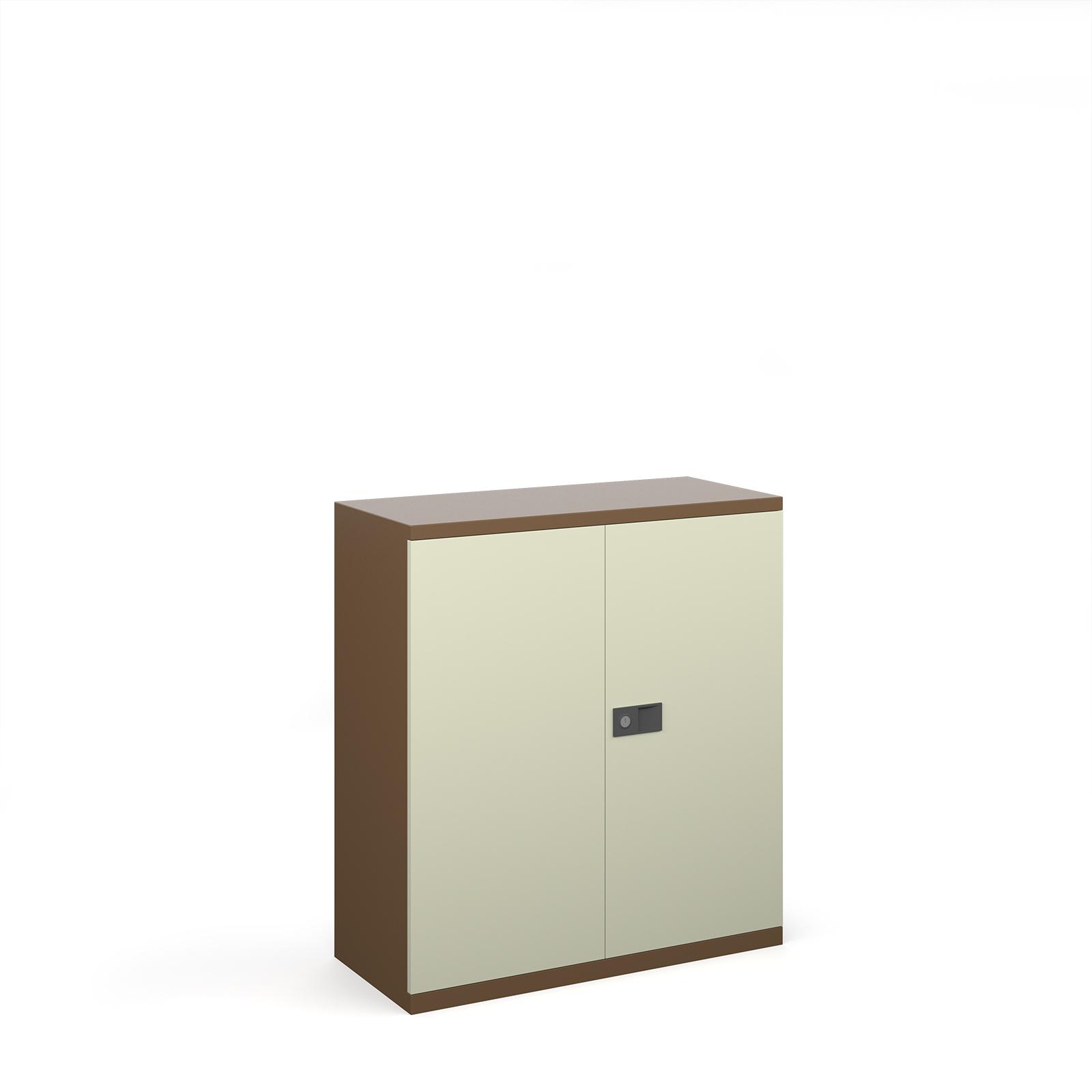 Cupboards / Lockers & Accessories Steel contract cupboard