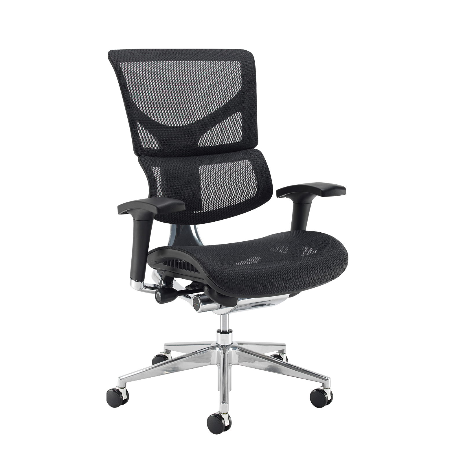 Desk Chairs Dynamo Ergo mesh back posture chair