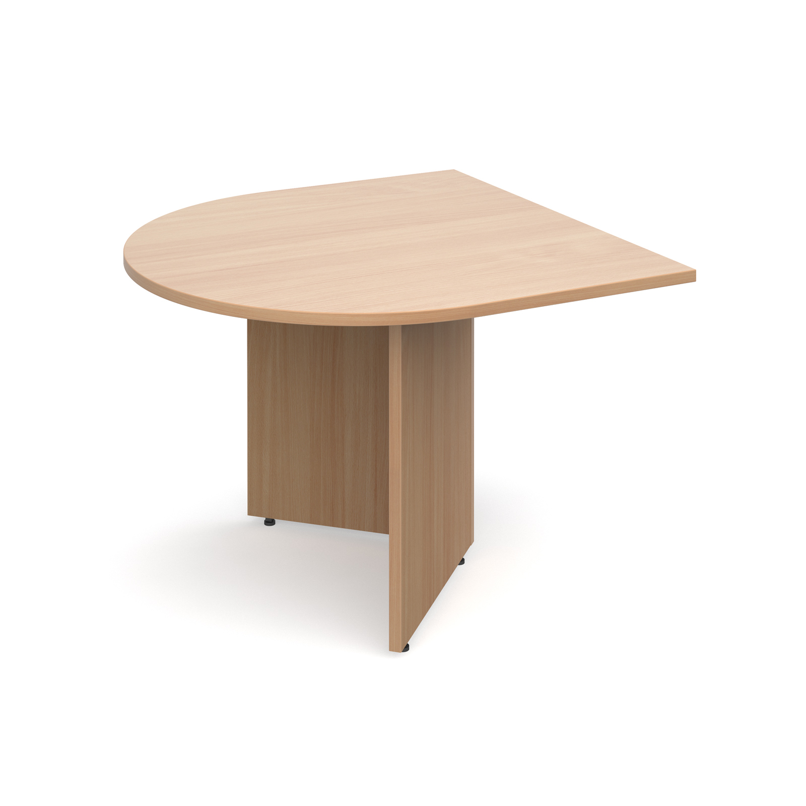 Boardroom / Meeting Arrow head leg radial extension table