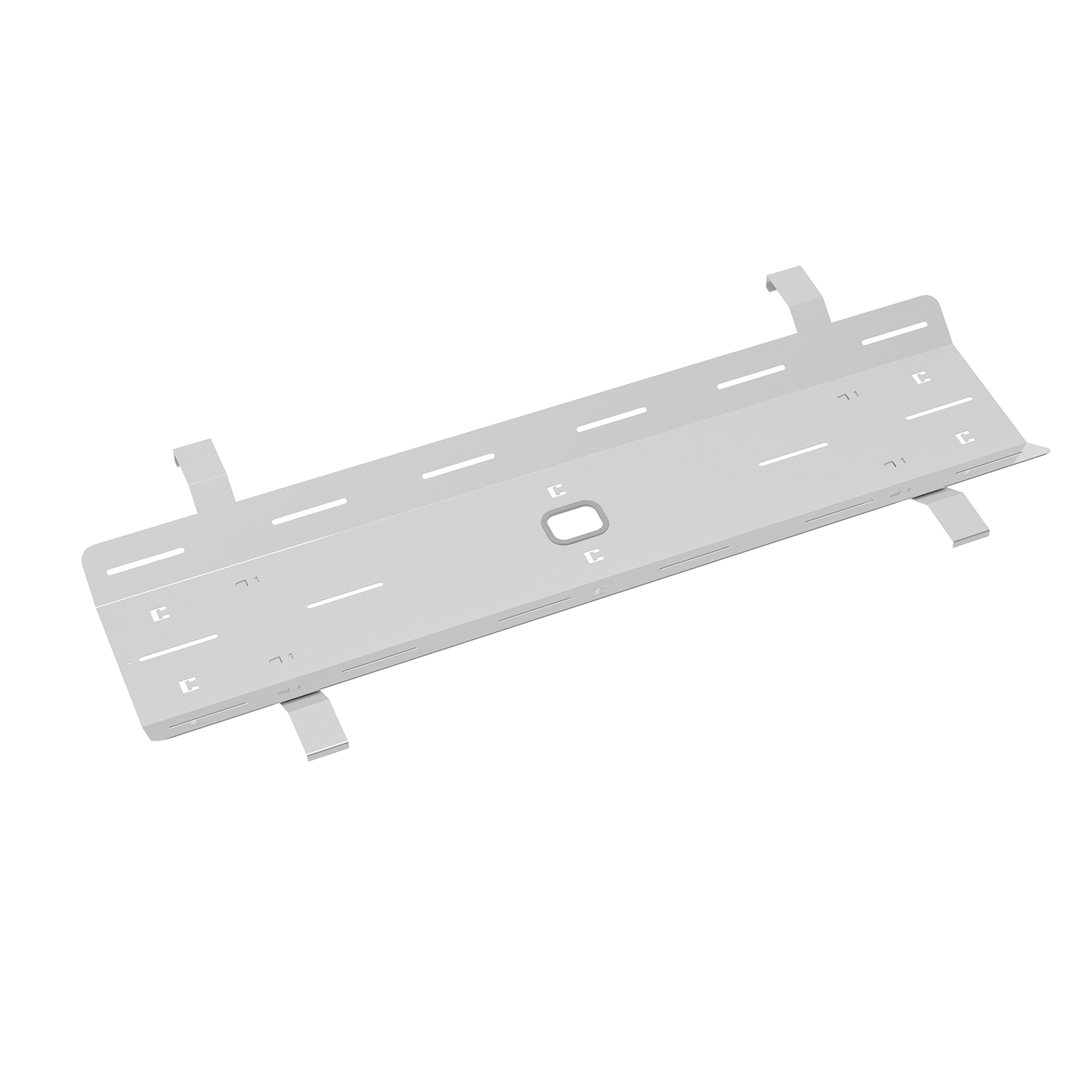 Cable Tidies Double cable tray for Adapt and Fuze desks
