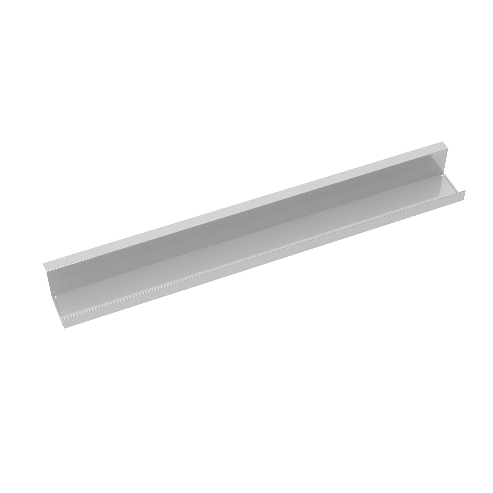 Cable Tidies Single cable tray for Adapt and Fuze desks