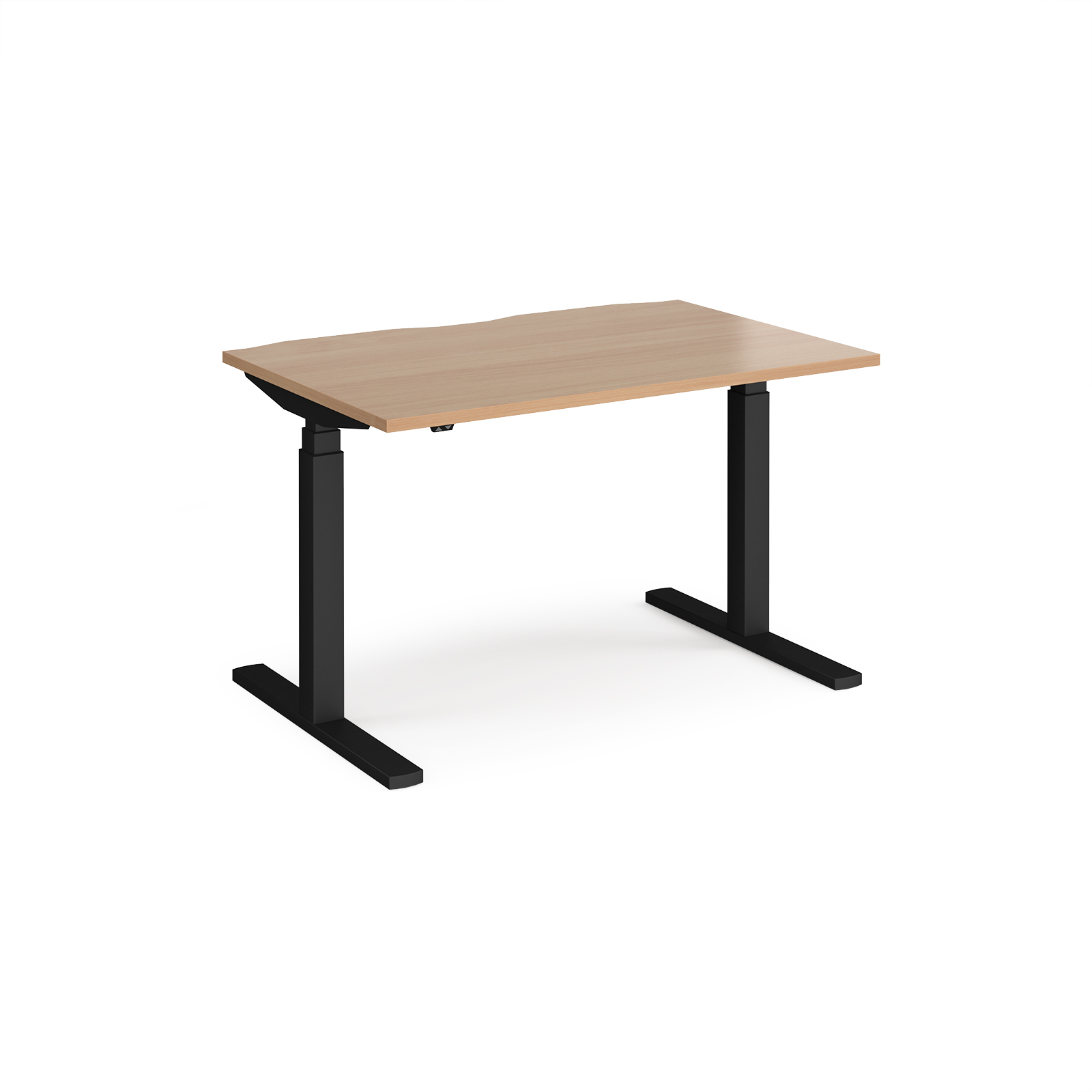 Sit Stand Desking Elev8 Touch straight sit-stand desk 800mm deep