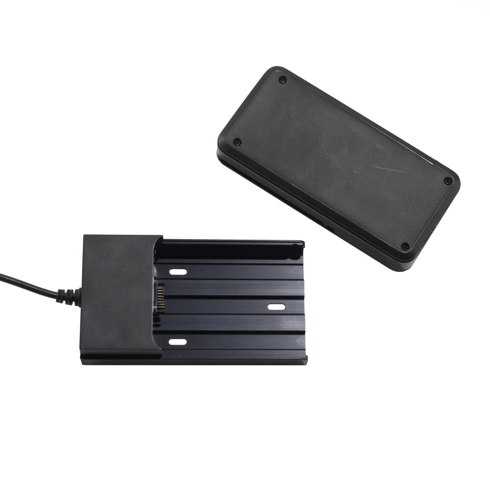 Plug Socket Elev8 Touch Battery Pack