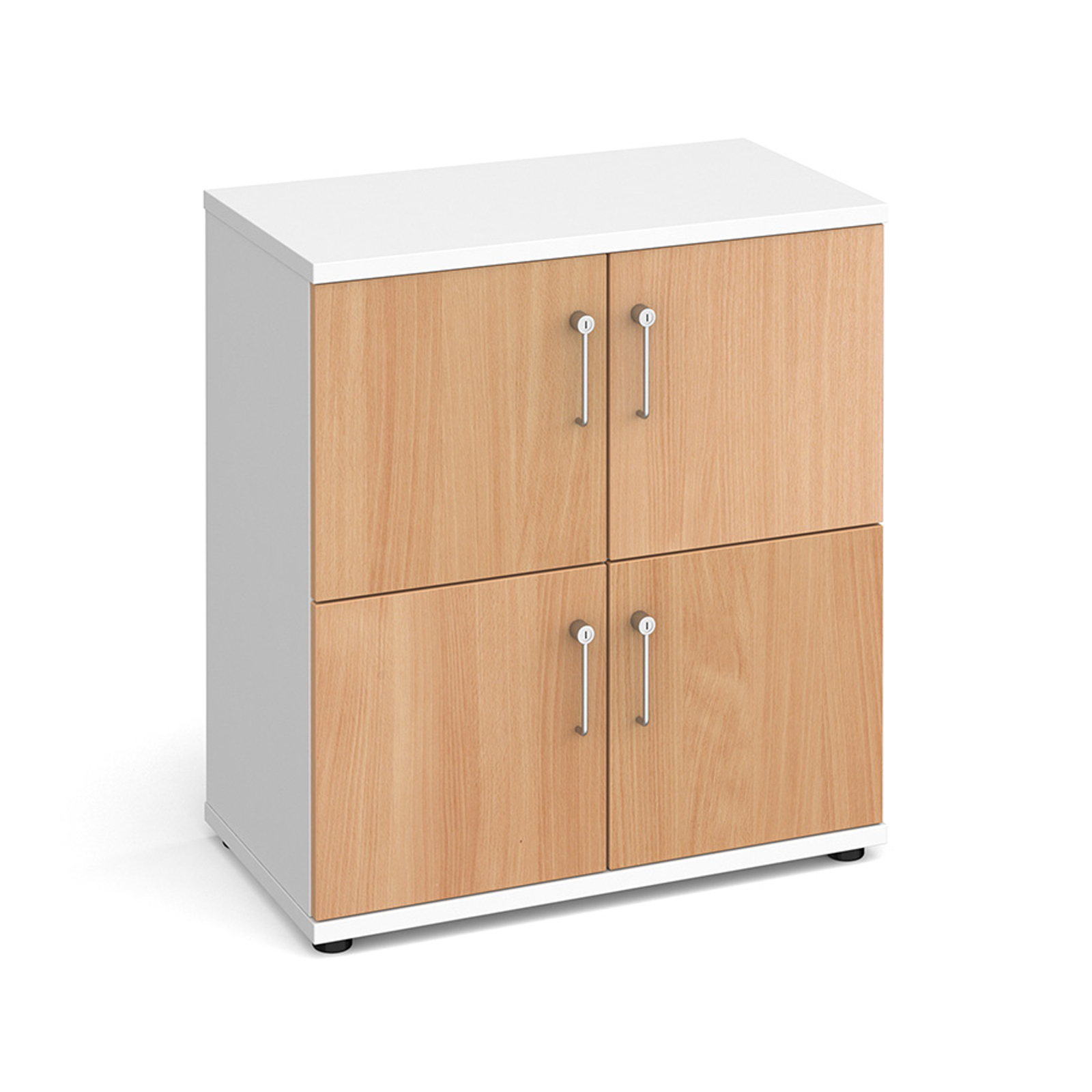 Up To 1200mm High Wooden storage lockers