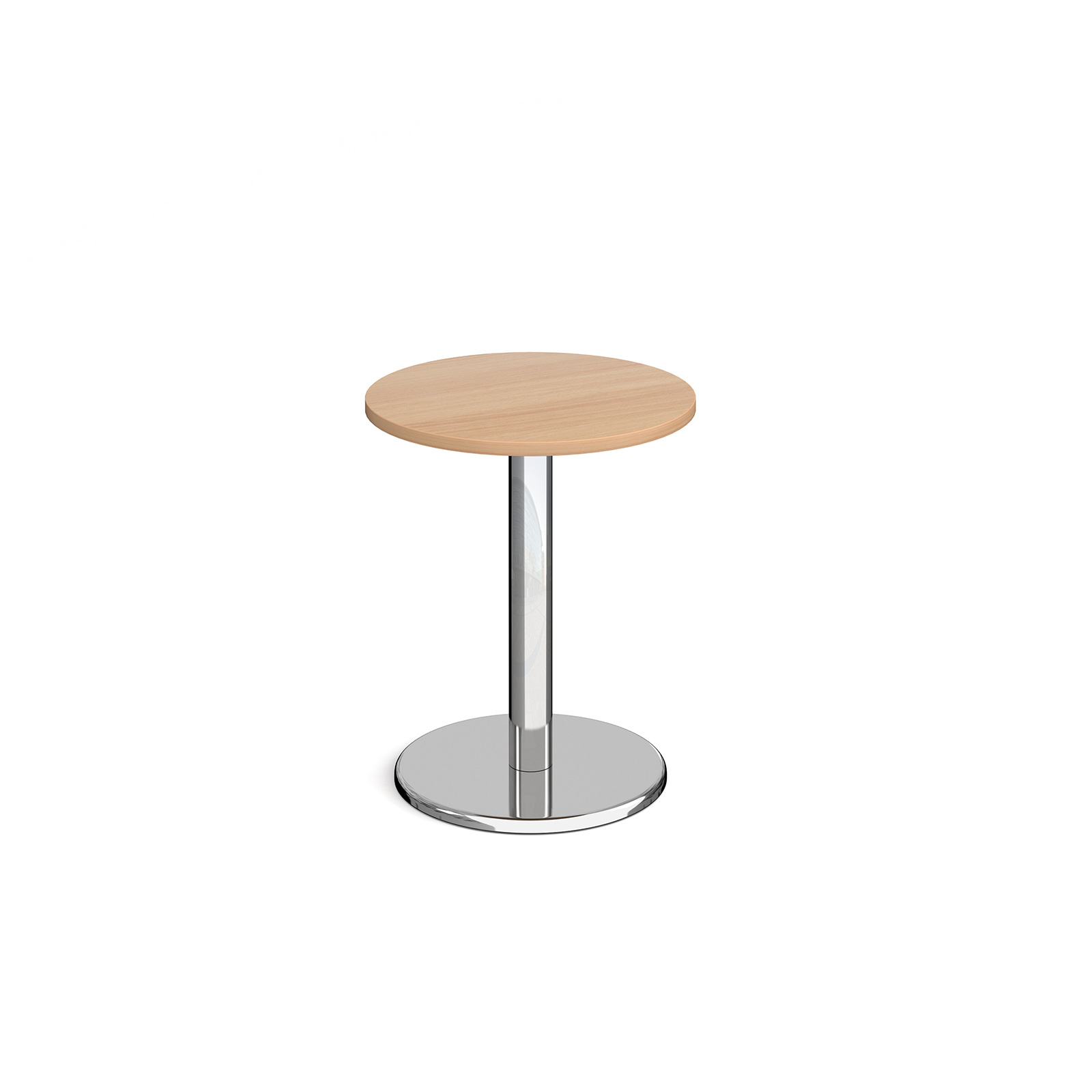 Canteen / Dining Pisa circular dining table with round base