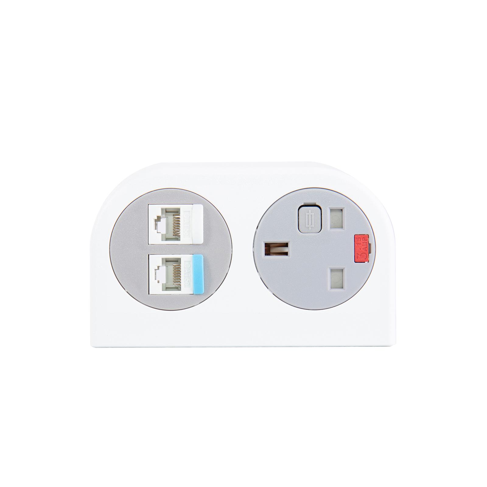 Plug Socket Phase multi-surface power module 2