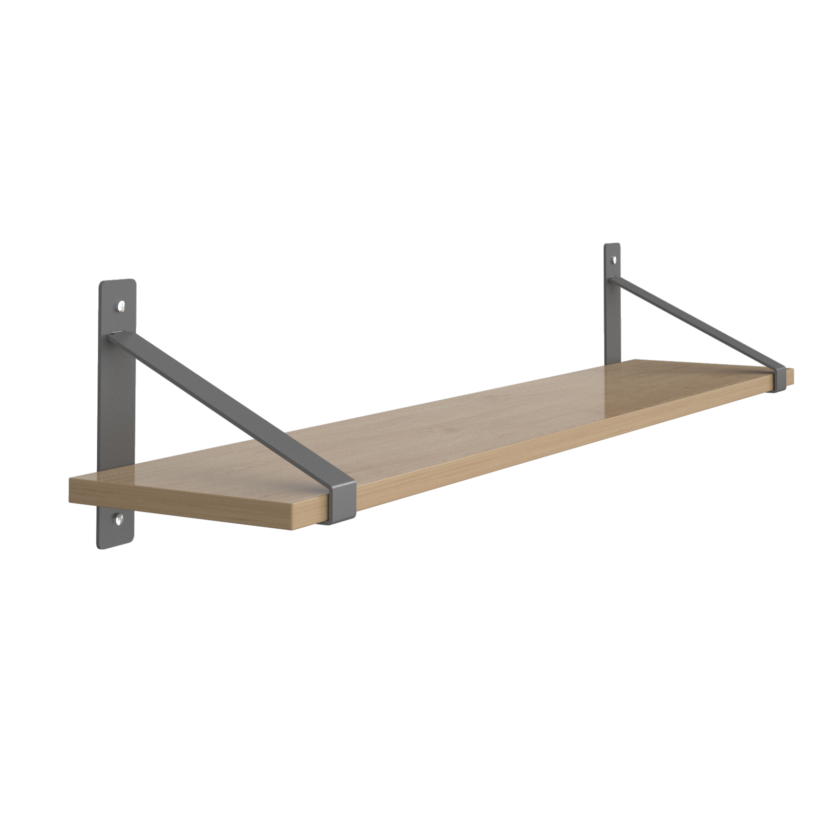 Shelf Dividers Sparta wall shelf